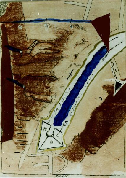 04 Pittografia n. 5 – 1993