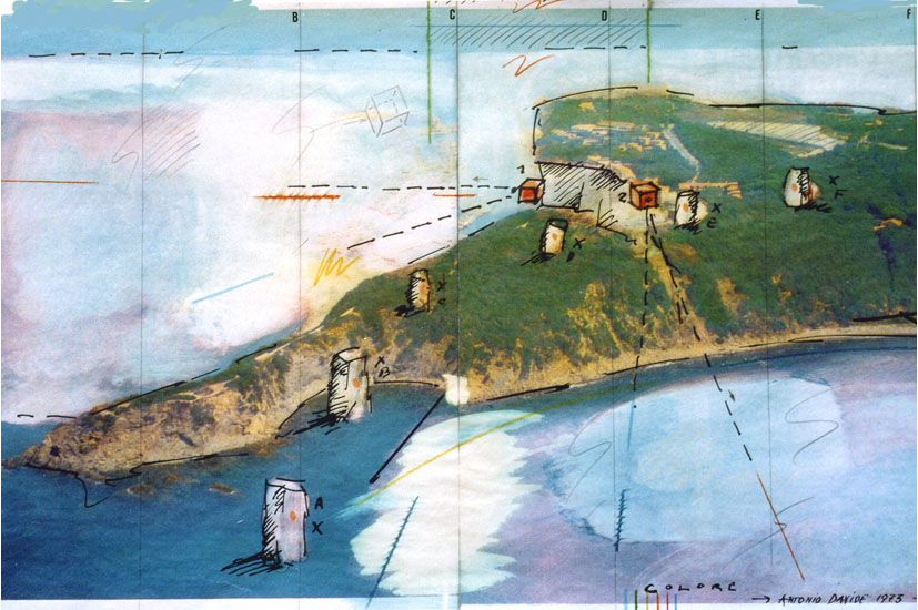 10-Il ritorno delle sirene 1973,(Evento multimediale a Punta Licosa,Salerno)