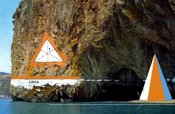 3-Modificazione della costa tra Capo Palinuro e Marina di Camerota 1970-71