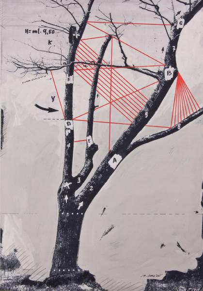 7-Il violino e di albero e di corde-1972